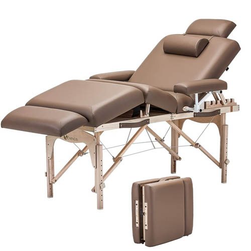 EarthLite Calistoga Portable Masseuse Massage Table