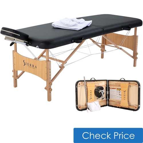 Best Light weight Massage table