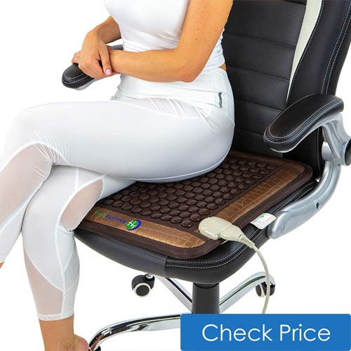 Healthyline far small heated pad for chair
