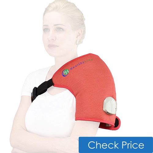 best heating pad for knees and shoulder