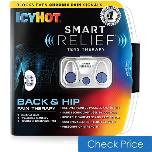 Best TENS Unit for Back and Hip lower back