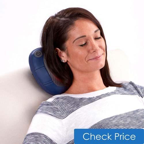 best cordless neck massage pillow