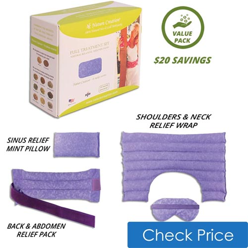 microvawable heating pads