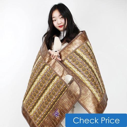 Thermogen infrared heated mattress pad